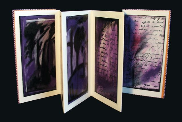 forest-poem-artists-book-2006