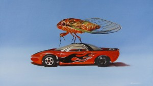 bug20on20toy20car20920oil20on20canvas2042x7220cm20web