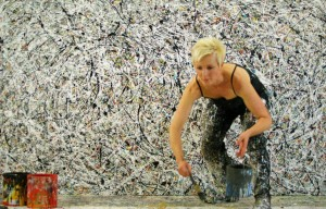 kerrie-warren-in-the-studio-2010